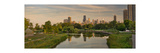 Lincoln Park Lagoon Chicago Photographic Print by Steve Gadomski