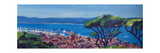 St Tropez Summer Sun Seaview in France Prints by Markus Bleichner
