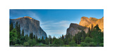 Valley View Yosemite Natl Park CA Photographic Print by Steve Gadomski