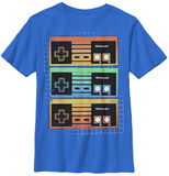 Youth: Nintendo- Neon Controls T-shirts