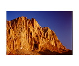 East Face of Mount Whitney from Trail Camp Photographic Print by Ronald A Dahlquist