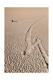 Death Valley Racetrack California Photographic Print by Steve Gadomski