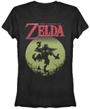 Juniors: Legend Of Zelda- Majora Moon Shirts