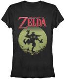 Women's: Legend Of Zelda- Majora Moon Shirts