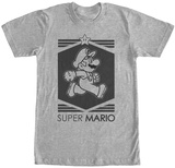 Super Mario- Classic Hero T-shirts