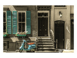 Greenwich Village Life Prints