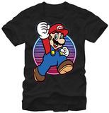 Super Mario- Neon Hero T-Shirts