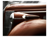 37 Red Buick Art