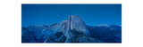 Half Dome Night Photographic Print by Steve Gadomski