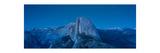 Half Dome Night Photographic Print by Steve Gadomski
