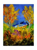 Autumn 455130 Giclee Print by  Ledent