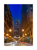 Chicago Board of Trade Photographic Print by Steve Gadomski