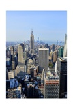New York City Skyline Photographic Print by Patrick Warneka