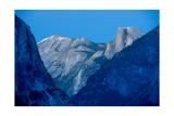 Down The Valley Yosemite Photographic Print by Steve Gadomski