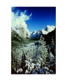 Yosemite Valley from Wawona Tunnel View Photographic Print by Ronald A Dahlquist