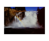 White Cascade on the Tuolumne River Photographic Print by Ronald A Dahlquist