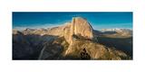 Half Dome Sunset Photographic Print by Steve Gadomski