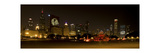 Chicago Black Hawks Skyline Photographic Print by Patrick Warneka