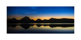 Jackson Lake Grand Tetons N P Photographic Print by Steve Gadomski