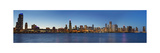 Chicago Skyline 2013 Photographic Print by Patrick Warneka