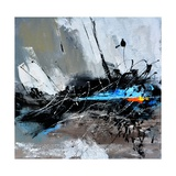 Abstract 7751208 Giclee Print by  Ledent