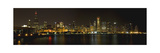 Chicago Blackhawks Skyline Photographic Print by Patrick Warneka