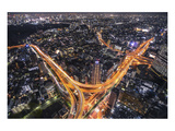 Tokyo Traffic Prints