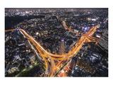 Tokyo Traffic Poster