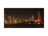 Chicago Whitesox Skyline Photographic Print by Patrick Warneka