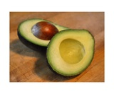 Avocado Photographic Print by Michelle Calkins