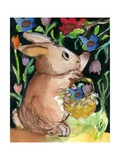 Brown Bunny Photographic Print by sylvia pimental