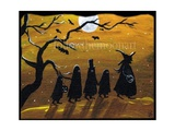 Trick or Treat Night Photographic Print by sylvia pimental