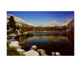Bullfrog Lake in Kings Canyon National Park Photographic Print by Ronald A Dahlquist