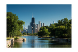 Lincoln Park Chicago Photographic Print by Steve Gadomski