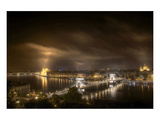 Budapest From Buda Castle Prints