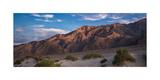 Mesquite Dunes and Panamint Range Death Valley Photographic Print by Steve Gadomski