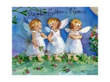 Angels Gather Here Prints by sylvia pimental