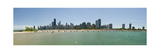 Chicago North Avenue Beach Photographic Print by Patrick Warneka