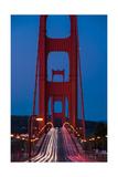 Golden Gate Dawn Photographic Print by Steve Gadomski