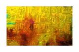 Visual 2 Giclee Print by Rabi Khan