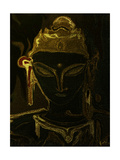 portrait of vajrasattva1 Photographic Print by Rabi Khan