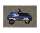 Antique Pedal Car V Photographic Print by Michelle Calkins