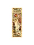 Mucha La Dame Aux Camelias Posters