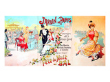 Jardinde Paris Bal-Dance Party Prints