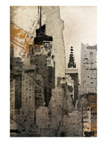 New York Lost in Time Prints