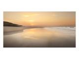 Echo Beach Sunset Art