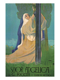 Puccini Opera Suor Angelica Posters