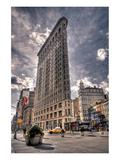 Flatiron Building New York Print