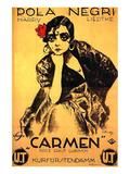 Lubitsch Film Carmen Pola Negri Posters