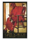 Puccini Opera Gianni Schicci Posters